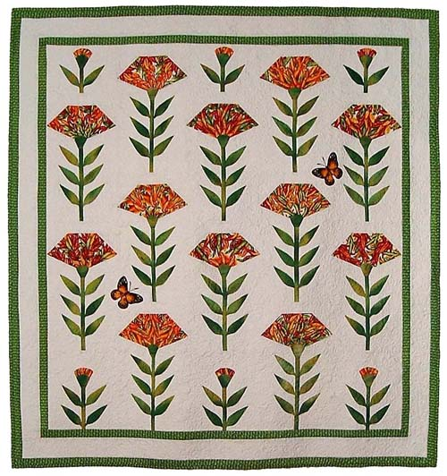 Meadow Flowers quilt
